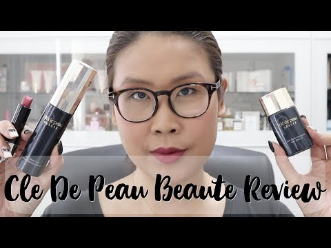 黑咪Review | Cle De Peau Beaute 10件化妝品Demo + 分享