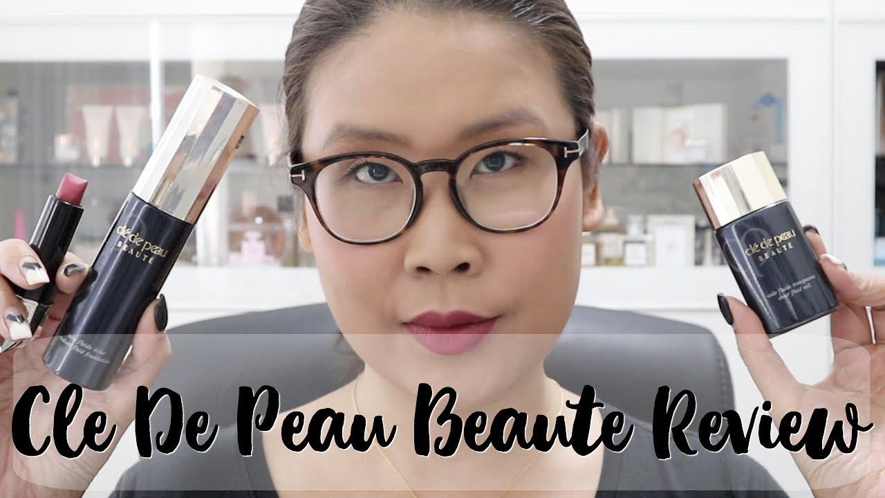 Review Cle De Peau Beaute 10demo Youtube