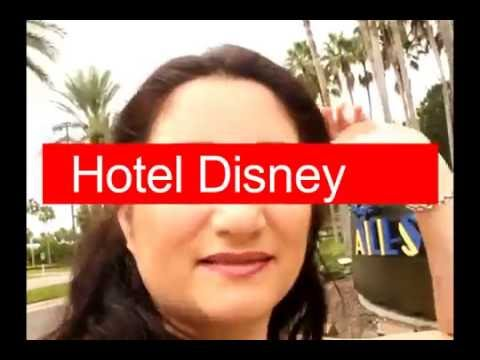 cociendo el hotel de Disney , All star music en Orlando