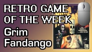 Retro game of the week - Grim Fandango (PC)