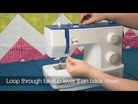 Bernette Sew&go 1, 3, 5 видеообзор