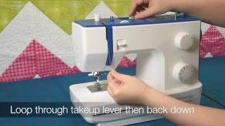 видео Электромеханические швейные машины Bernina