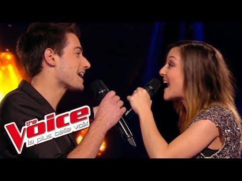 Bourvil – C'était bien | Camille Lellouche VS Jérémy Charvet | The Voice France 2015 | Battle