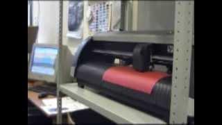видео производство табличек