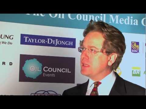 OIL COUNCIL: Greg Hammond, Oil Council World Assembly.
