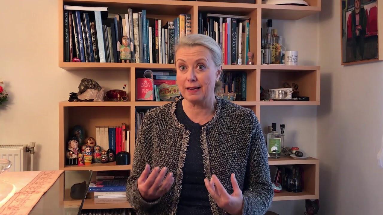 Κλεισμένοι στο Σπίτι | Δρ. Σμαρούλα Παντελή - Ψυχολόγος