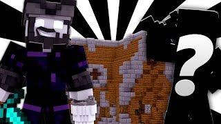 ACHEI A BASE DE UM PARTICIPANTE - Minecraft REVERSO #6