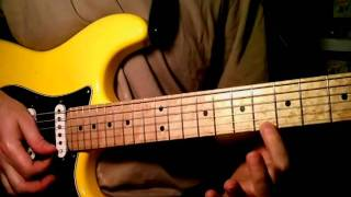 Wrap It Up - The Fabulous Thunderbirds     Guitar Lesson