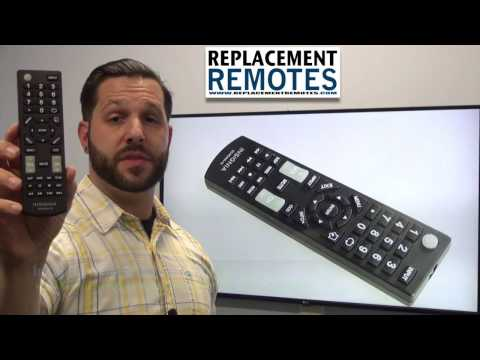 INSIGNIA NSRC4NA14 Remote Control - www ReplacementRemotes com by