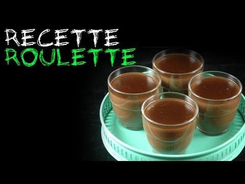 Recette : Crèmes au chocolat
