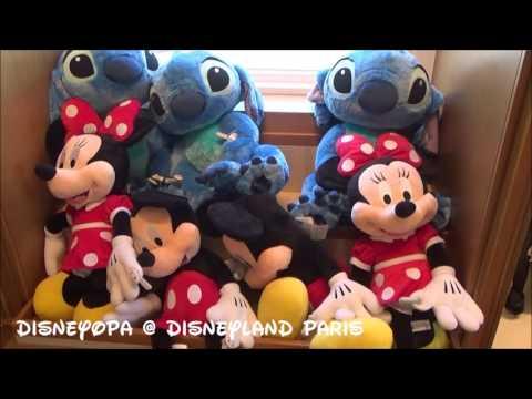Disneyland Paris Newport Bay Club Bay Boutique Shop walkthrough 2017 DisneyOpa