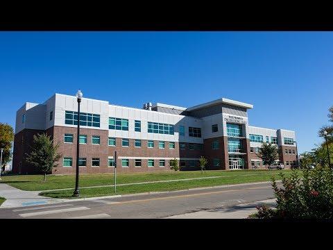 Campus Tour | Daktronics Engineering Hall