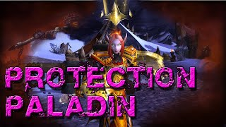 Protection Paladin Basic Gameplay Guide 6.0 WoD