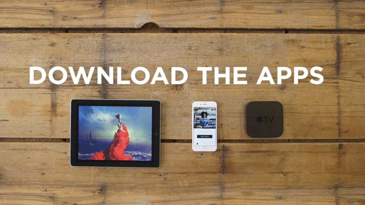 CreativeLive Launches iPhone, iPad, iOS and Apple TV Apps