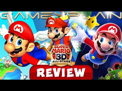 Super Mario 3D All-Stars - REVIEW