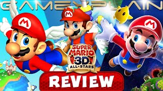Super Mario 3D All-Stars - REVIEW (Video Game Video Review)