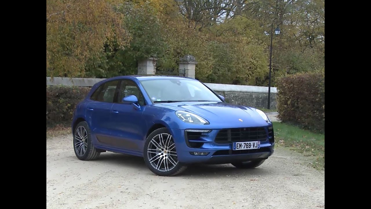 essai porsche macan s 2017 youtube. Black Bedroom Furniture Sets. Home Design Ideas