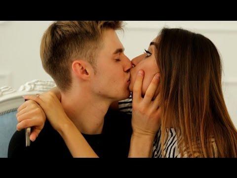 Самый сладкий секси поцелуй видео