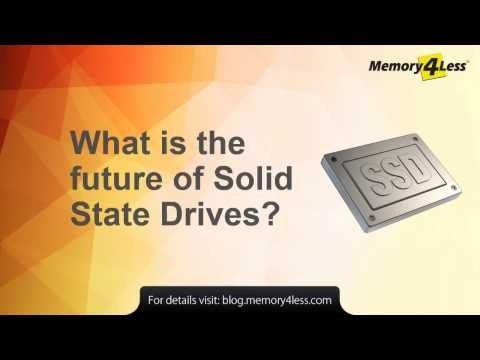 SSD Predictions: What is the future of Solid State Drives?
