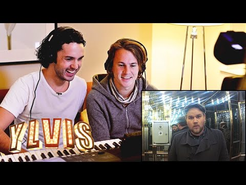 Ylvis | The Intelevator - Episode 4 (Donald Duck and Chinese modes) | TVNorge