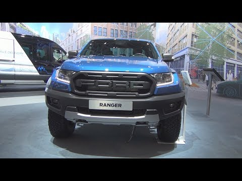 Ford Ranger Raptor . TDCi  hp AT Double Cab () Exterior and Interior