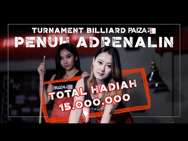 Keseruan Tournament Billiard Republic Poll Championship 9 Ball Di BlackBox Cafe Semarang