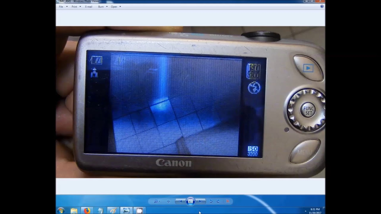 How To Fix A Flickering Screen And Vertical Lines On A Digital camera