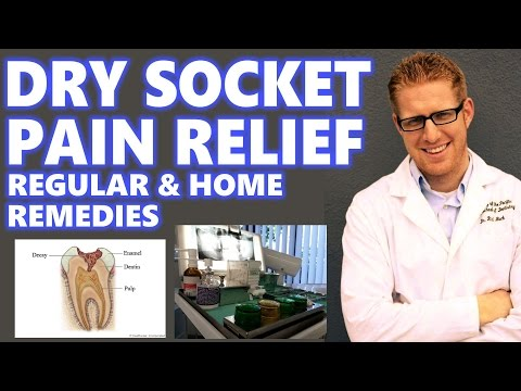 Dry Socket Treatment Home Remedies Relief Pain After Tooth