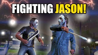 FIGHTING JASON FROM FRIDAY THE 13TH! | GTA 5 THUG LIFE #356
