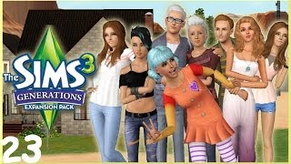 Let's Play: The Sims 3 Generations - (Part 23) - Welcome Back Penelope!