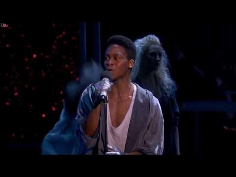 Jesus Christ Superstar performance on Oliviers Awards 2017