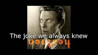 Slip Away | David Bowie + Lyrics