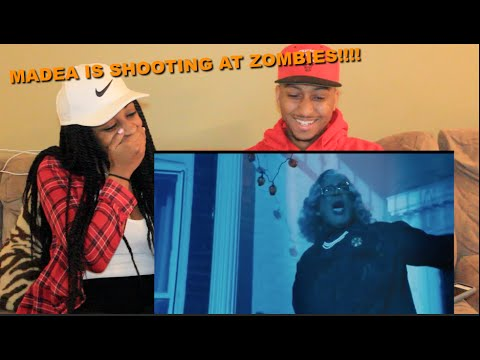 "Couple Reacts : Madea Is Shooting Zombies in ""Boo! A Madea Halloween Movie"" Trailer!!"