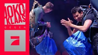 Komm mal runter! - Christian Düren & Stefan Gödde treten an | Spiel 1 | Joko & Klaas gegen ProSieben