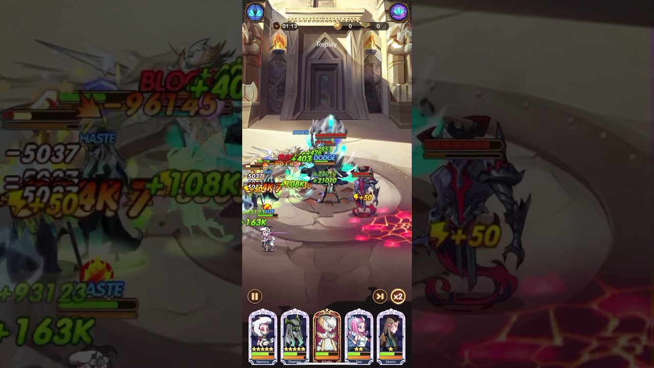 AFK Arena Stage 25-32 F2P - YouTube