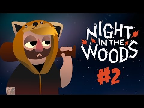 Night In The Woods [2] The Big Gay Bear Band (Gameplay / Walkthrough)
