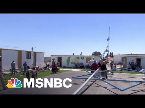 Israel New Government Compromises On West Bank Settlements   MSNBC