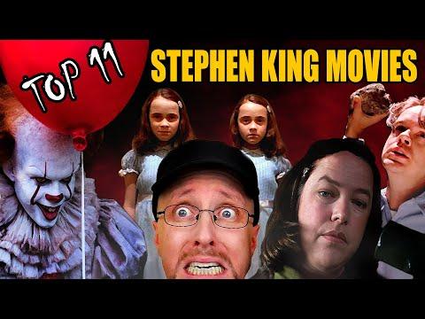 Top 11 Stephen King Movies  Nostalgia Critic