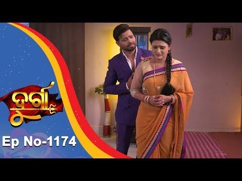 Durga   Full Ep 1174   12th Sept 2018   Odia Serial - TarangTV thumbnail