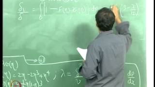 Mod-01 Lec-20 Integral method for flows with pressure gradient (von Karman-Pohlhausen method)