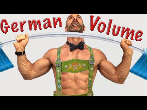 German Volume Training, GVT. There is More to it Than You Think.