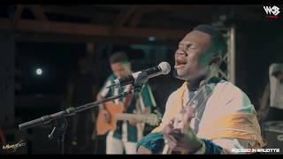Mbosso live perfomance in Mayotte