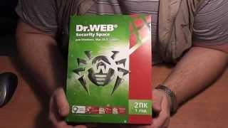 видео Бесплатный антивирус Доктор Веб Dr.Web LiveCD