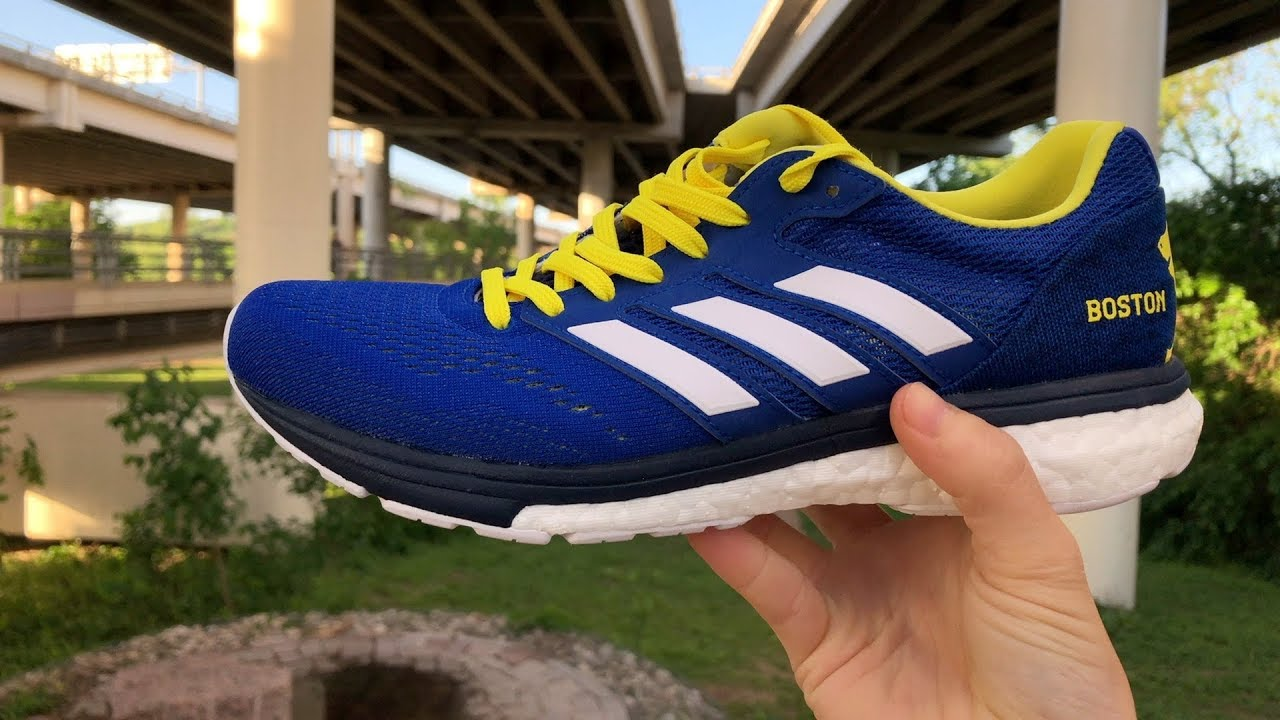 promo code 76265 5464e ADIDAS ADiZERO BOSTON 7 REVIEW