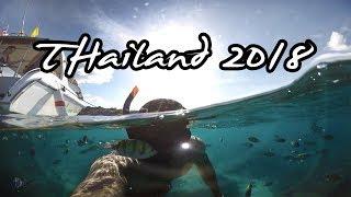 Thailand 2018 Travel movie | Phuket | Phi Phi Island | Bangkok | Elephant Sanctuary