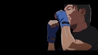 箕輪★狂介 「徒花」 (Produced by 故・ぼくのりりっくのぼうよみ) Music Video [Short ver.]