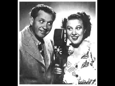 Fibber McGee & Molly radio show 3/5/40 Cleaning the Hall Closet