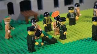 Брестская крепость 1 серия лего мультфильм ВОВ  ★ Лего Андрей