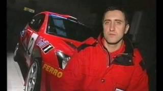Janusz Kulig ( Testy Forda Focusa WRC 99)