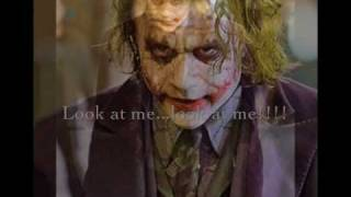 The Unforgettable 1 & Only Heath Ledger (Soundtracks: A Dark Knight, Like A Dog Chasing Cars)